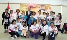 Concurso y Premiación de los Bebés Mamoncitos 2015
