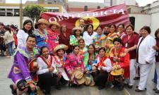 Danza Insitucional por el 191º Aniversario del INMP